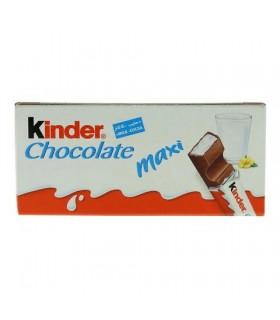 Kinder پک 36 عددی شکلات ماکسی 21 گرمی کیندر