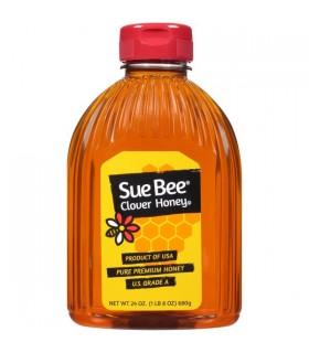 Suebee عسل خالص درجه یک شبدر 680 گرمی سوبی