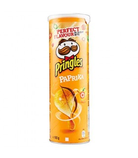 Pringles چیپس پاپریکا 165 گرمی پرینگلز