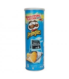Pringles چیپس سرکه و نمک 165 گرمی پرینگلز
