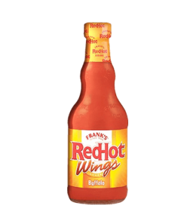 Red Hot سس بوفالو وینگز 354 میلی لیتر رد هات