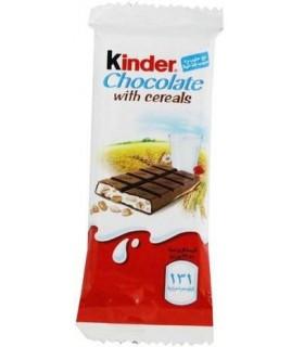 Kinder شکلات غلات 21 گرمی کیندر