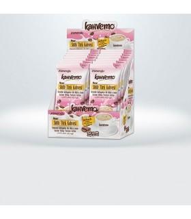 sekeroglu پک 12 عددی قهوه ترک فوری شیرین با شیر شکراوغلو