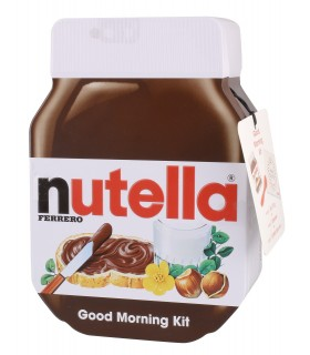 Nutella جعبه فلزی کادویی شکلات صبحانه 350 گرمی نوتلا