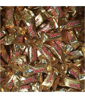 Twix بسته یک کیلویی شکلات مینی توییکس