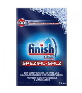 Finish نمک ماشین ظرفشویی 1.2 کیلوگرم فینیش