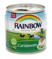 Rainbow شیر تغلیظ شده با طعم هل 170 گرمی رین بو