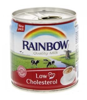 Rainbow شیر تغلیظ شده کم کلسترول 170 گرمی رین بو