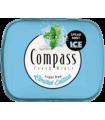 Compass قرص خوشبو کننده دهان نعنای یخی 50 عددی کامپس
