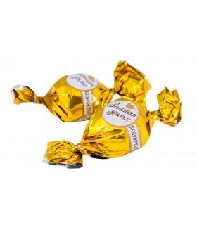 konti شکلات کاراملی خامه ای 1 کیلویی گلدن لیلی کونتی