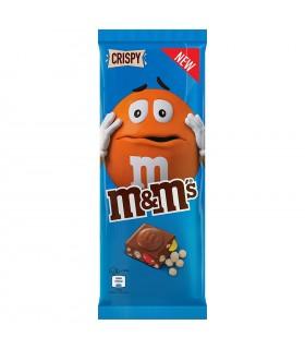 M&M's شکلات کریسپی 150 گرمی ام اند امز