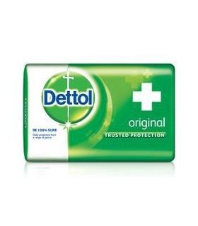 Dettol صابون ضدعفونی کننده اوریجینال 105 گرمی دتول
