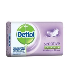 Dettol صابون ضدعفونی کننده ضد حساسیت 105 گرمی دتول