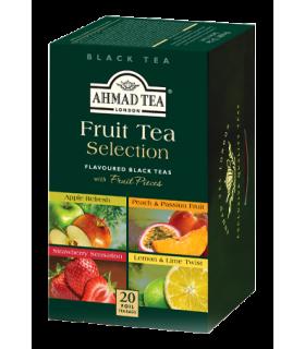 Ahmad Tea چای میوه ای با 4 طعم مختلف 20 عددی احمد انگلستان