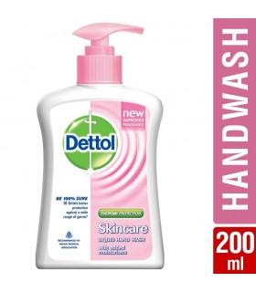 Dettol مایع صابون ضدعفونی کننده محافظ پوست 200 میلی لیتر دتول