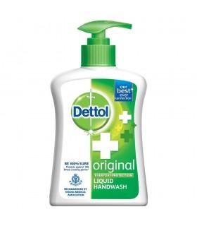 Dettol مایع صابون ضدعفونی کننده اوریجینال 200 میلی لیتر دتول