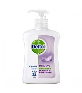 Dettol مایع صابون ضدعفونی کننده ضد حساسیت 200 میلی لیتر دتول