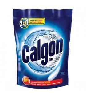 Calgon پودر جرم گیر ماشین لباسشویی دو در یک کالگون