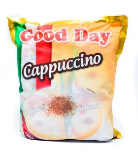 Good Day کاپوچینو فوری 30 عددی همراه با پودر شکلات گود دی