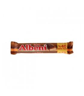 Albeni شکلات دوبل 52 گرمی آلبنی