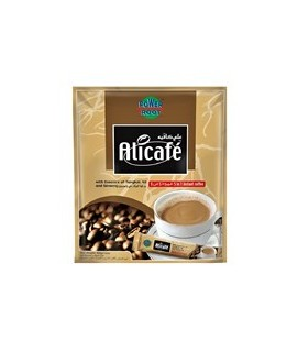 Alicafe قهوه فوری جینسینگ دار گلد 20 عددی علی کافه