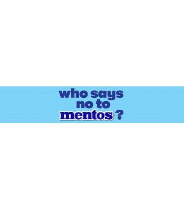 Mentos آبنبات توت فرنگی 38 گرمی منتوس