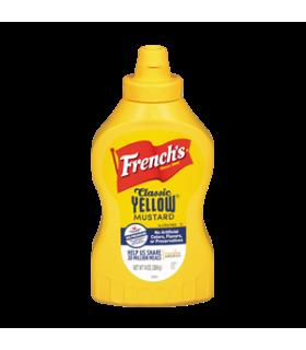 Frenchs سس خردل کلاسیک زرد 226 گرمی فرنچز