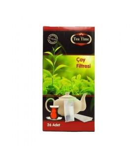 Tea time فیلتر چای 26 عددی تی تایم