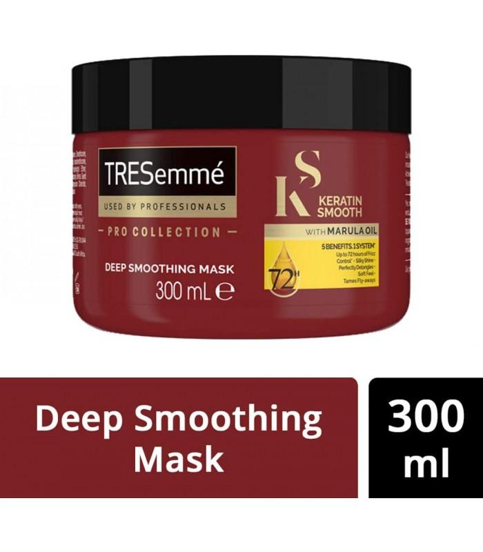 Tresemme ماسک مو کراتین اسموت 300 میل ترزمه