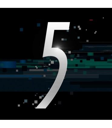 Five آدامس نعنایی Spearmint Rain فایو