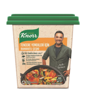 Knorr ادویه مخصوص خوراک 135 گرمی کنور