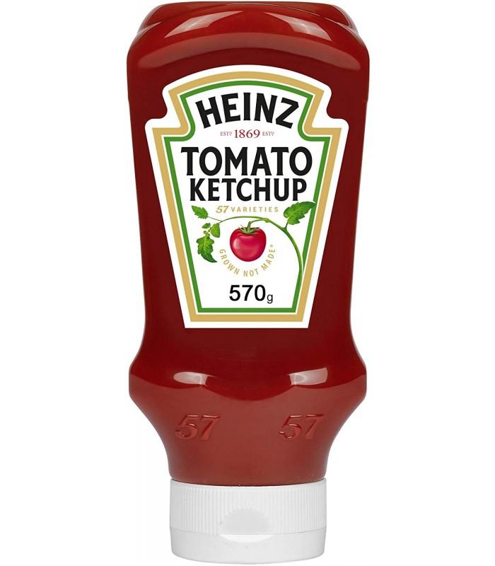 Heinz سس کچاپ 570 گرمی هاینز