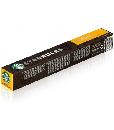 STARBUCKS کپسول قهوه نسپرسو بلوند اسپرسو رست استارباکس