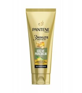 Pantene ماسک موی معجزه آسای 3 دقیقه ای تقویت کننده و درخشان کننده پنتن