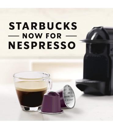STARBUCKS کپسول قهوه کافه ورونا استارباکس