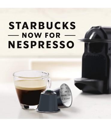 STARBUCKS کپسول قهوه اسپرسو رست استارباکس