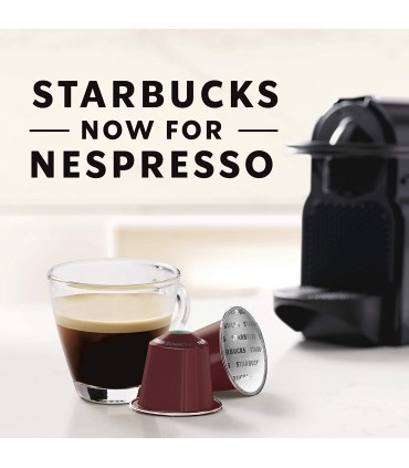 STARBUCKS کپسول قهوه سوماترا استارباکس