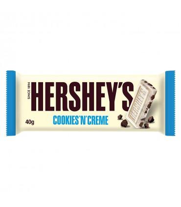 Hersheys شکلات کوکی شکلاتی و خامه 39 گرمی هرشیز