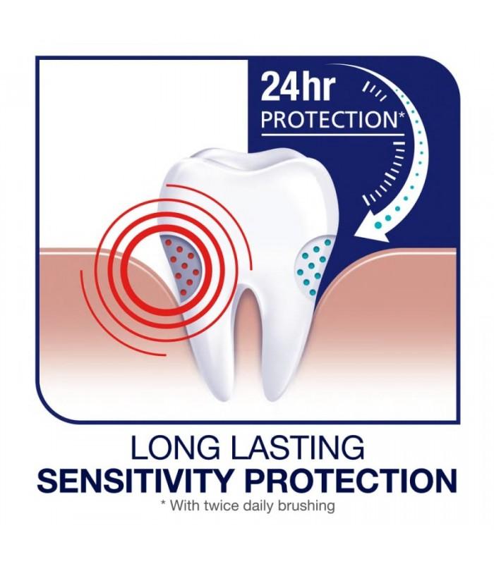Sensodyne خمیر دندان فرش مینت 100 گرم سنسوداین