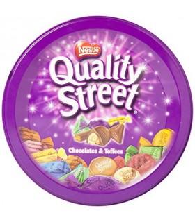 Nestle شکلات پذیرائی کوآلیتی استریت 480 گرمی نستله