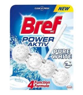 Bref خوشبو کننده و ضد عفونی کننده توپی مخصوص توالت فرنگی با سفیدکننده برف