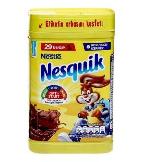 Nestle پودر نوشیدنی شکلاتی ویتامینه 420 گرمی نسکوئیک نستله