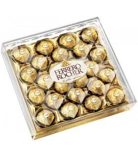 Ferrero Rocher شکلات کادوئی 24 عددی فررو روشر