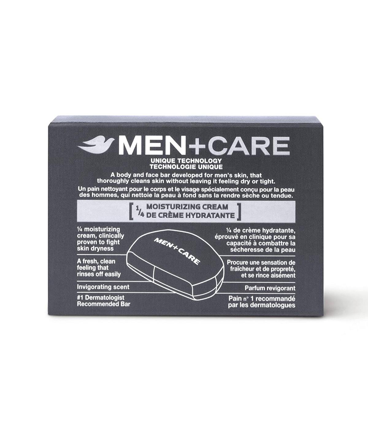 Dove پک 4 عددی صابون مراقبت مردانه اکسترا فرش 100 گرمی داو