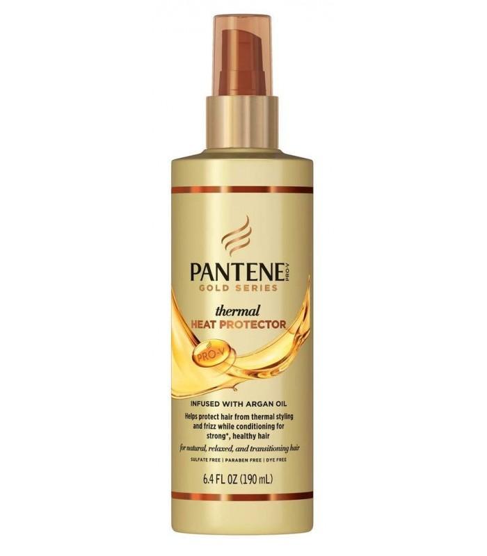Pantene سرم مو محافظ حرارت طلایی 190 میل پنتن