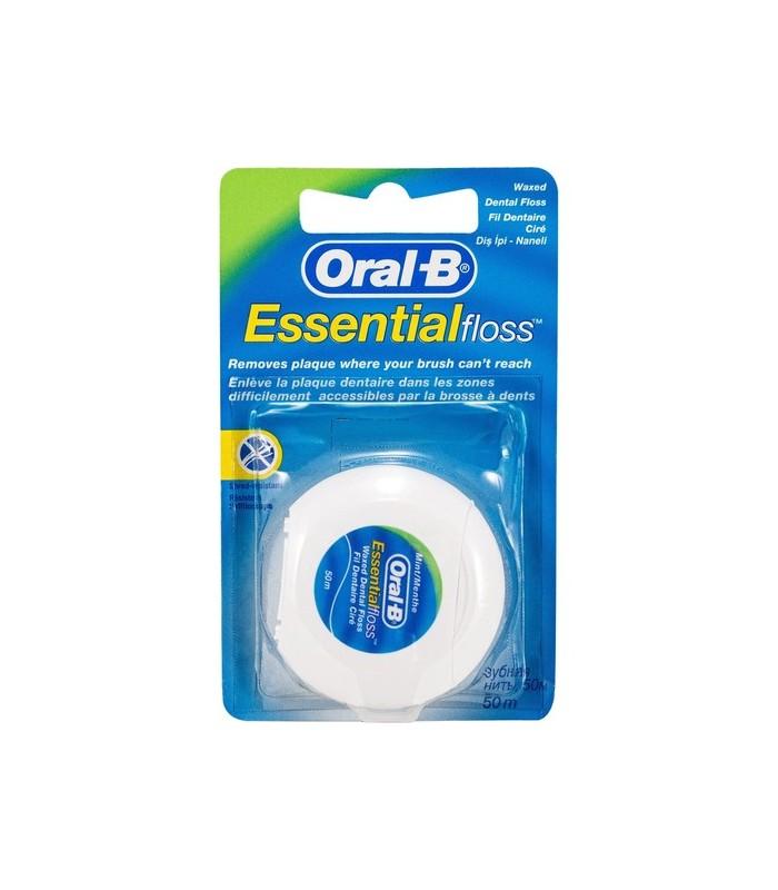 Oral B نخ دندان اسنشیال فلاس اورال بی