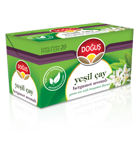 Dogus چای سبز یاس 20 عددی دوغوش
