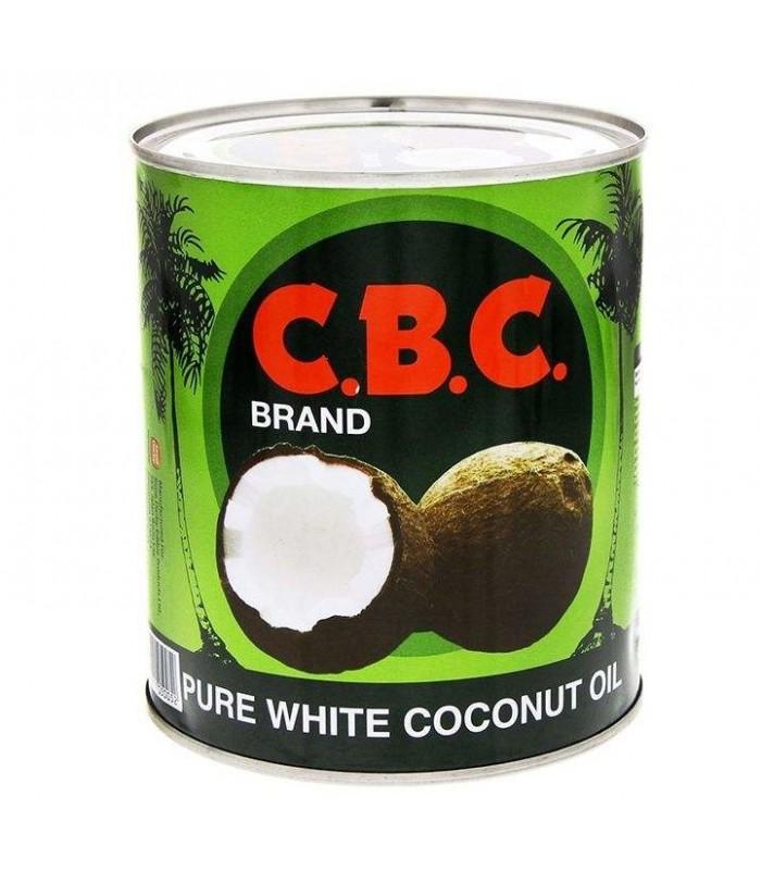 CBC روغن نارگیل خالص 680 گرمی سی بی سی