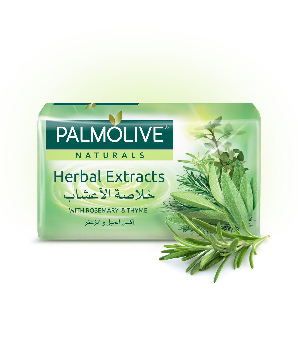 Palmolive صابون رزماری و آویشن 170 گرمی پالمولایو
