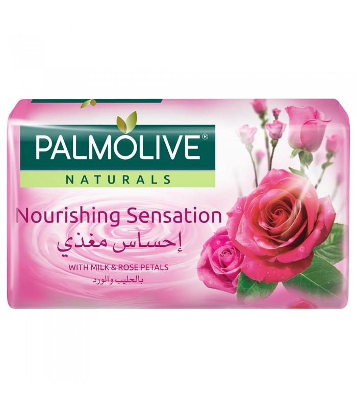 Palmolive صابون شیر و گل رز 170 گرمی پالمولایو